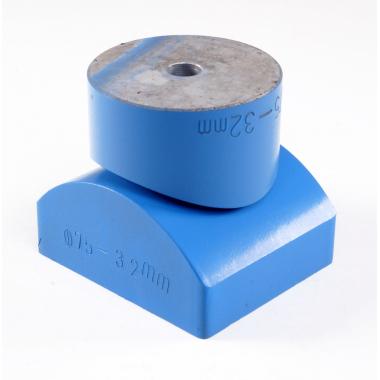 Сменный нагреватель для ввар. седла 75/32 (Голуб. Океан)