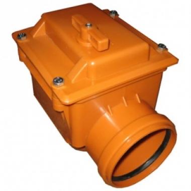 Канал. клапан обратный ПП Ду 110