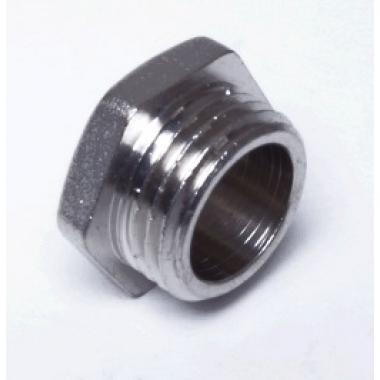 Заглушка никель Ду-15 НР (Италия)