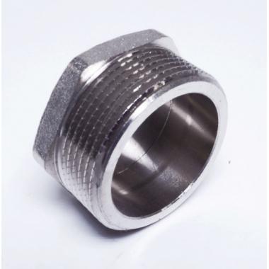 Заглушка никель Ду-40 НР (Италия)