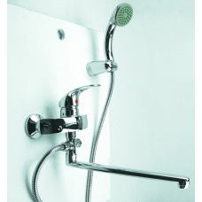 Смеситель д/ванны дл. излив RODDEX (9209-C) НЗ