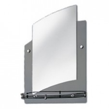 """Зеркало модель """"27 / 0407"""" (500 х 700мм) с полкой"""