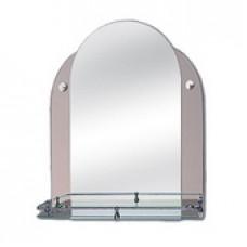 "Зеркало модель ""СТ / 0467"" (450 х 560мм) с полкой"