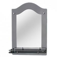 """Зеркало модель """"23"""" /0416 (550 х 750мм) с полкой"""