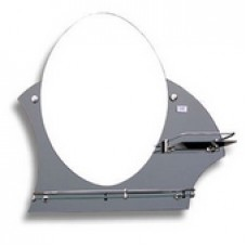 "Зеркало модель ""42П / 0437"" (650 х 600мм) с полками"