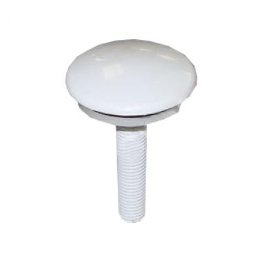 Заглушка на умывальник (мойку) пластик.