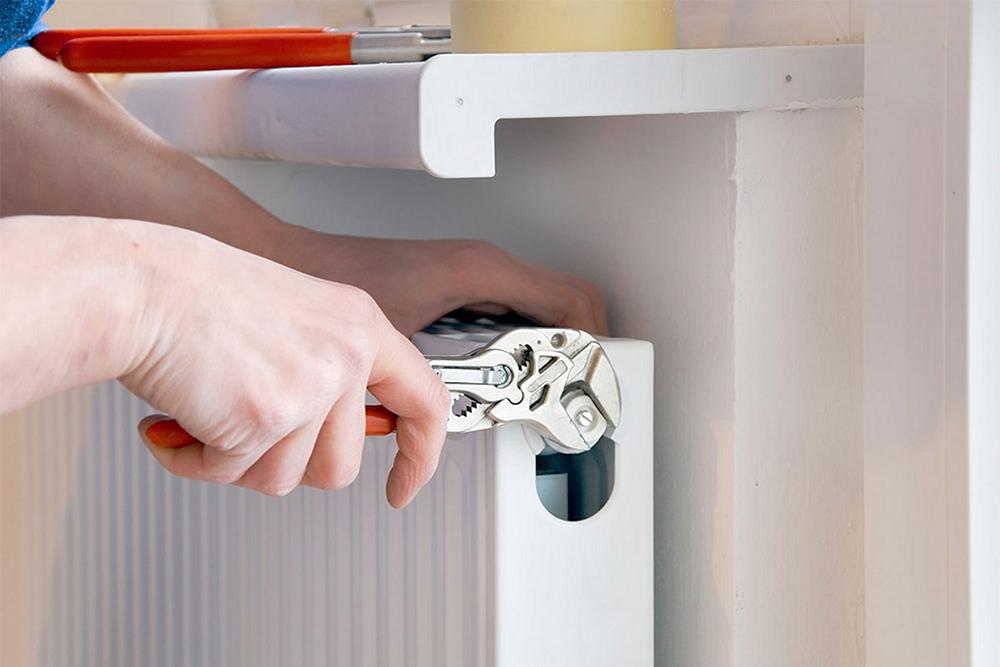 Замена радиаторов отопления — купить радиаторы отопления